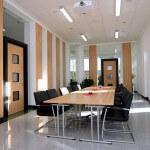 Besprechungsraum mit Sitzmöglichkeiten im 3G Ladungssicherungszentrum