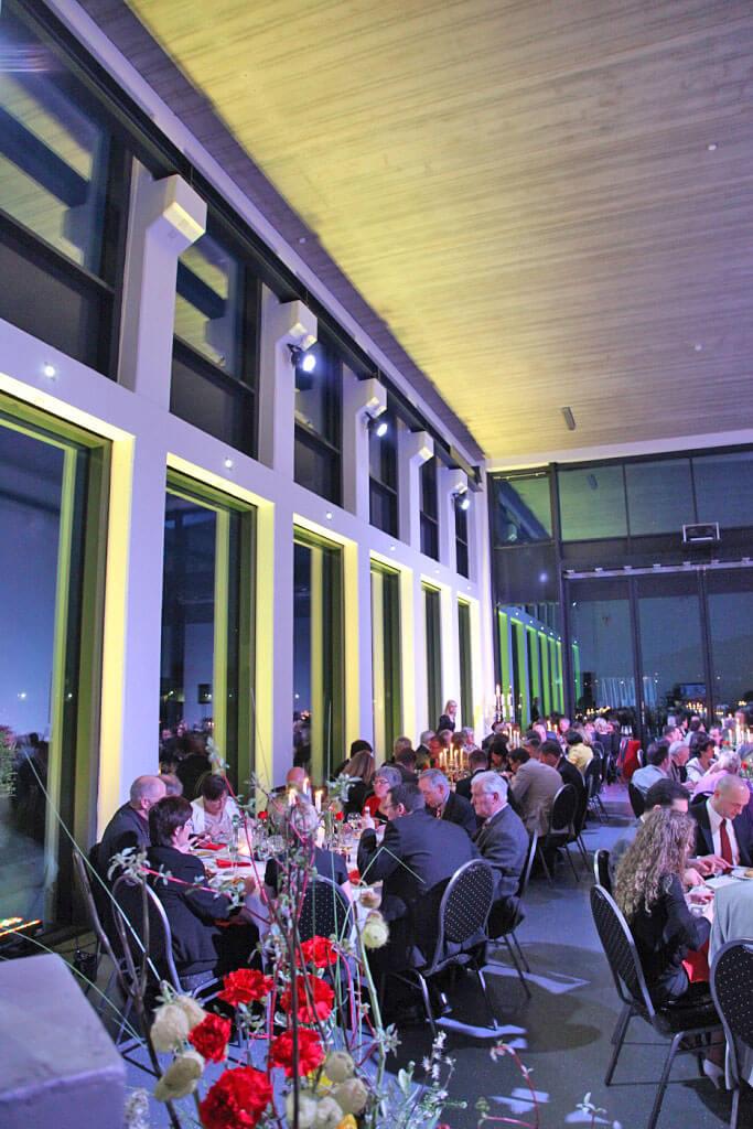 Dekoration und essen auf events im 3g kompetenzzentrum for Dekoration essen