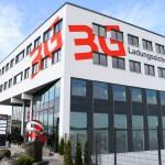 3G Gebäude auf der Messe der Ladungssicherung