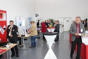 Messeraum - 3G Kompetenzzentrum