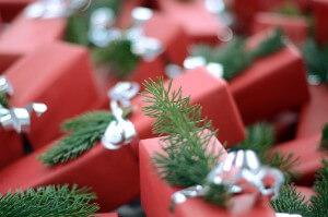 Weihnachtsfeier 3G Kompetenzzentrum - Geschenke